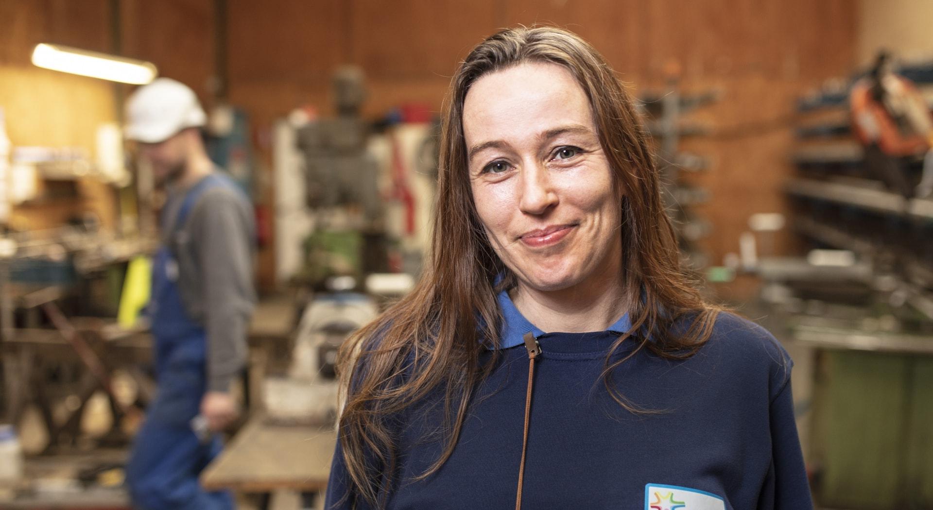 Laura Nienhuis is allround storingsmonteur